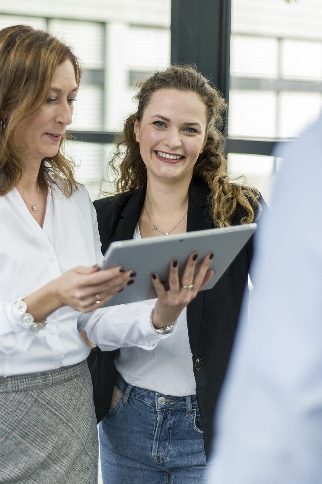 Businessportraits & -reportagen